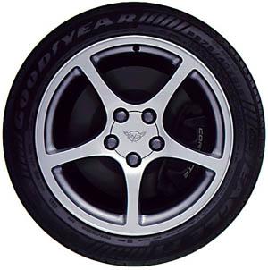 How To Polish Aluminum Wheels >> 2000 Corvette C5 Wheel Options